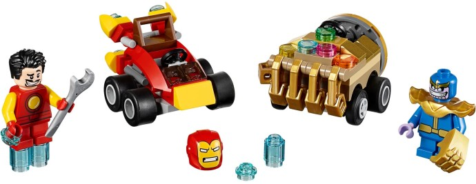Marvel Super Heroes | Mighty Micros | Brickset: LEGO set guide and ...