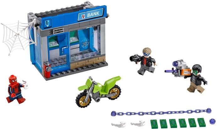 Spider Man Homecoming Sets Revealed Brickset Lego Set