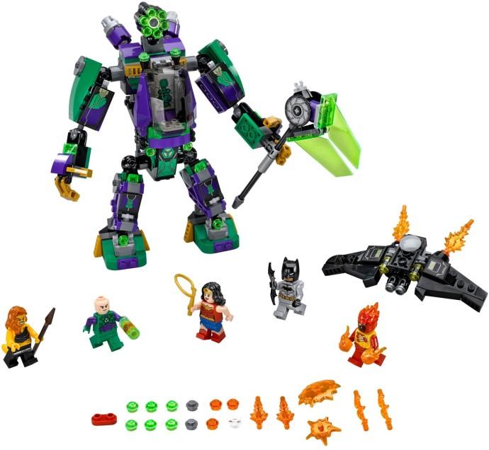LEGO 76097: Lex Luthor Mech Takedown