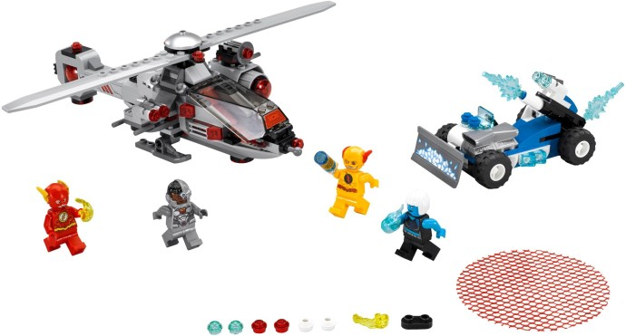 Lego 76098 Speed Force Freeze Pursuit image