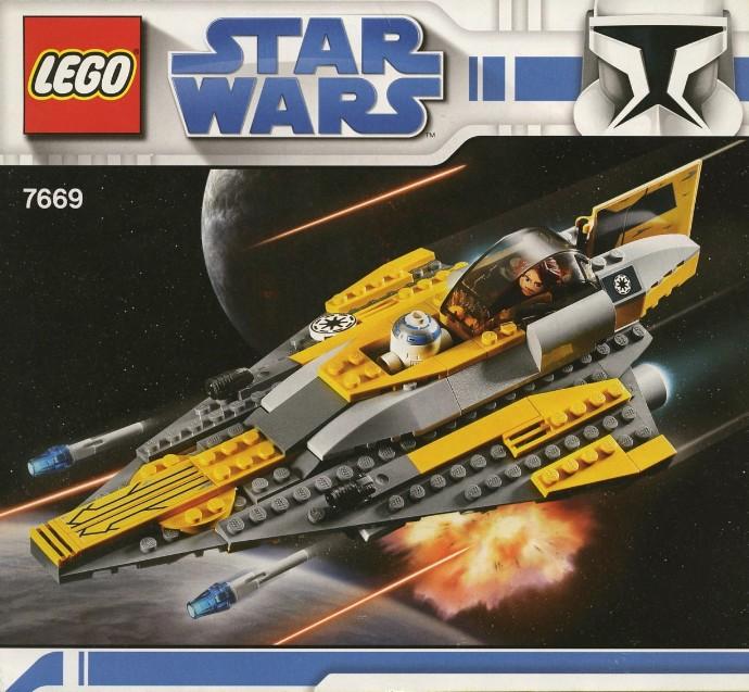 Random set of the day: Anakin's Jedi Starfighter