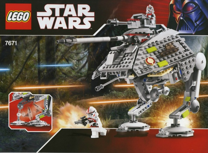 lego star wars mtt 2007 instructions