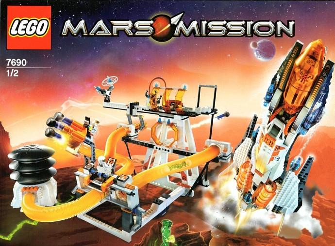 Lego 7690 MB-01 Eagle Command Base image