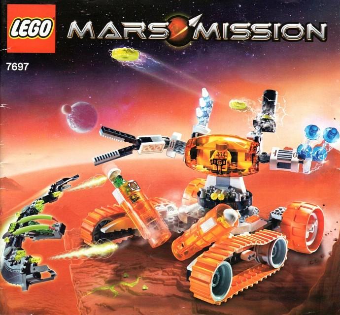 7697 1 Mt 51 Claw Tank Ambush Brickset Lego Set Guide And Database
