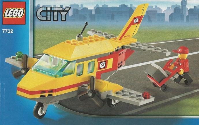 City Tagged Propeller Aircraft Brickset Lego Set Guide And