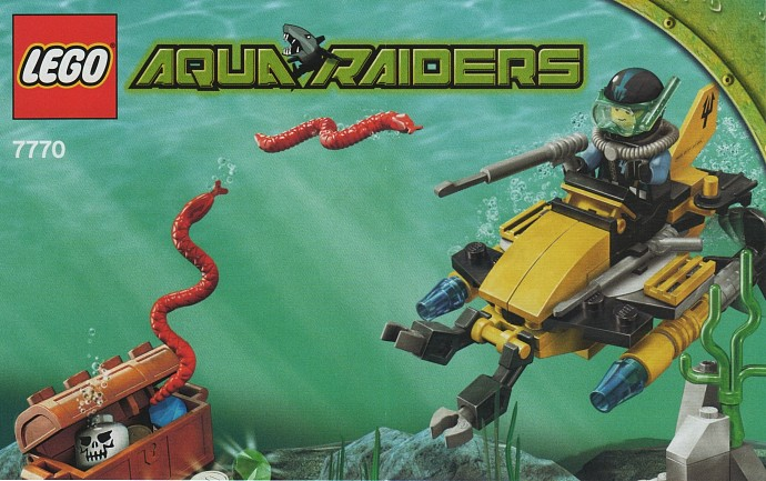 Aqua Raiders | Brickset: LEGO set guide and database