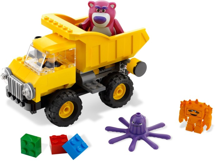 lotso s dump truck 7789 1 toy story toy story