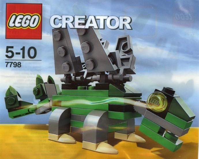 Изображение набора Лего 7798 Stegosaurus