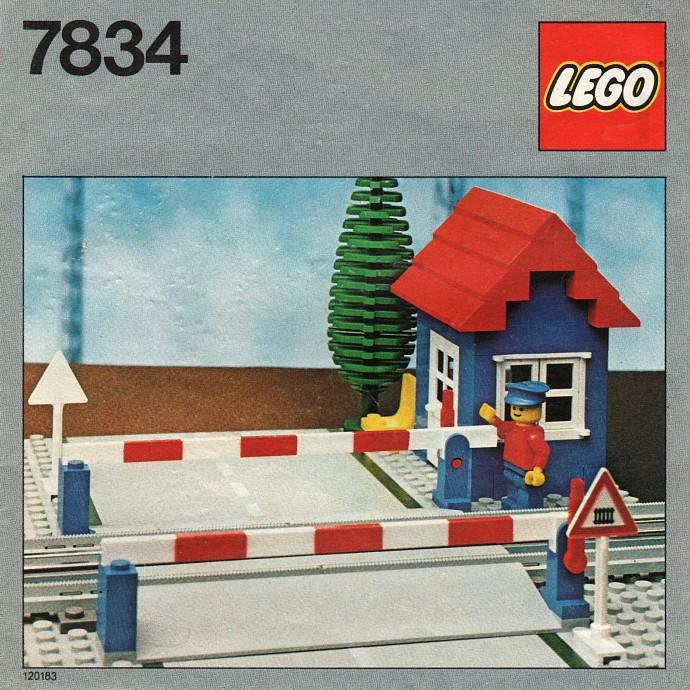 Lego 7834 Level Crossing image