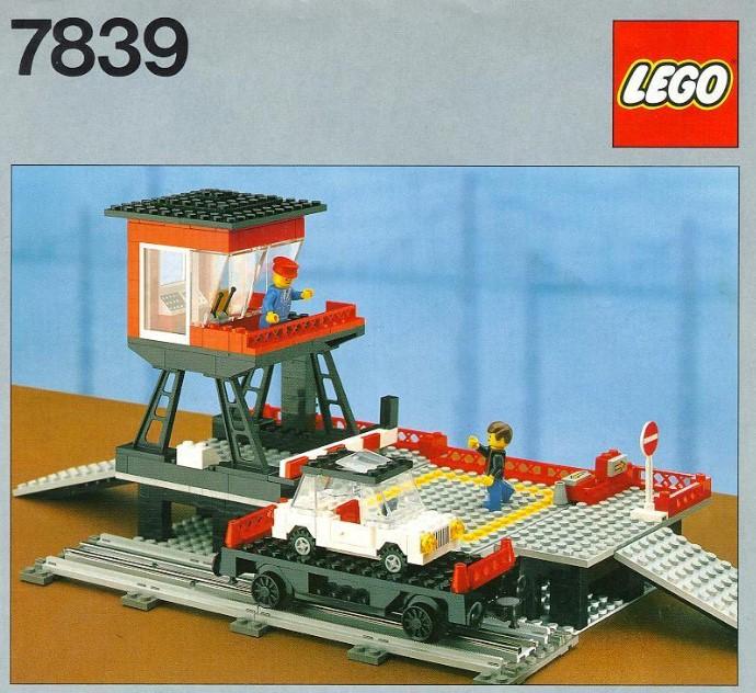 Lego 7839 Car Transport Depot image