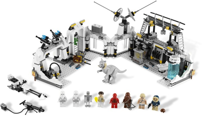 lego star wars hoth instructions