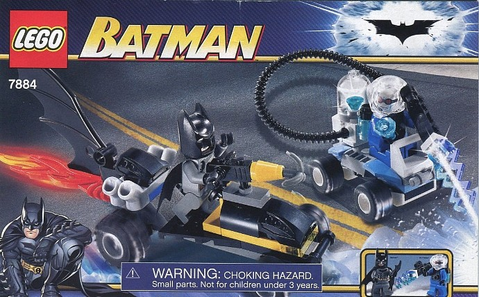 Tagged 'Mr Freeze' | Brickset: LEGO set guide and database