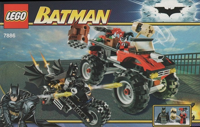 Tagged Harley Quinn Brickset Lego Set Guide And Database