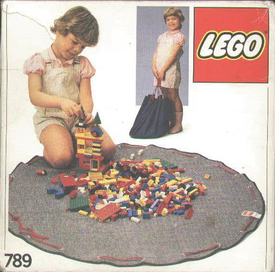 Изображение набора Лего 789 Storage Cloth