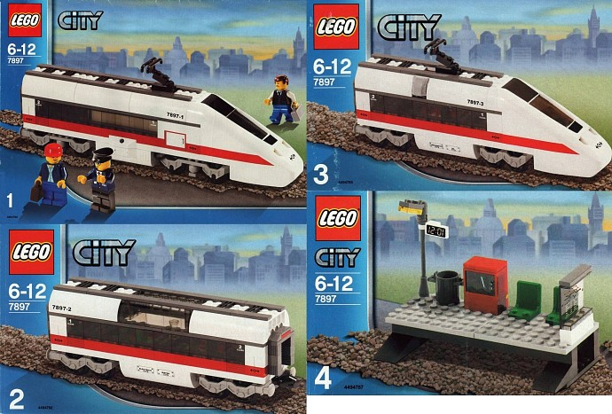 City | Trains | Brickset: LEGO set guide and database