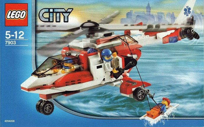 City   Tagged 'Helicopter'   Brickset: LEGO set guide and database