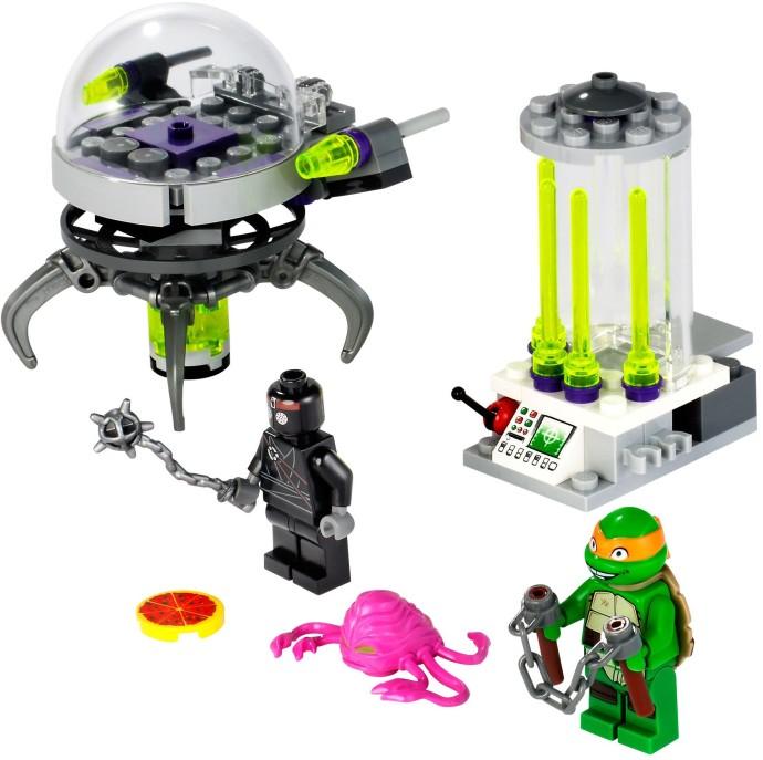 Teenage Mutant Ninja Turtles | Brickset: LEGO set guide and database
