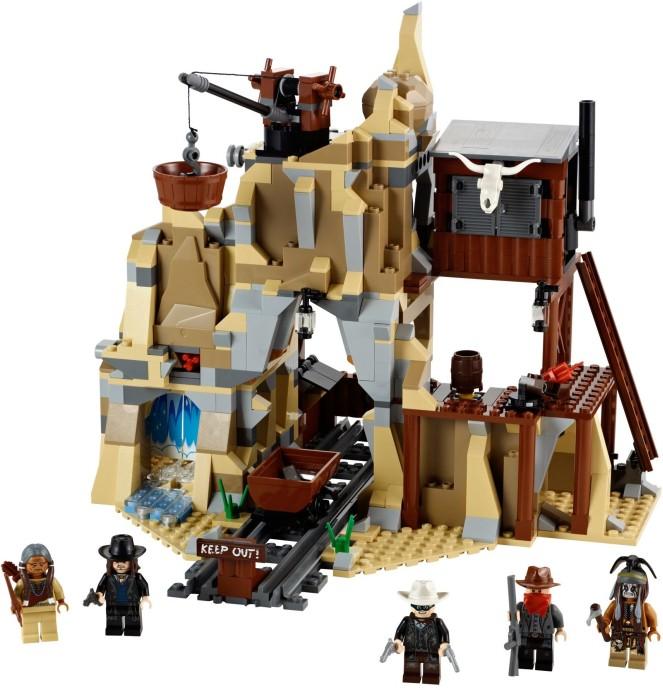 79110 1 Silver Mine Shootout Brickset Lego Set Guide And Database