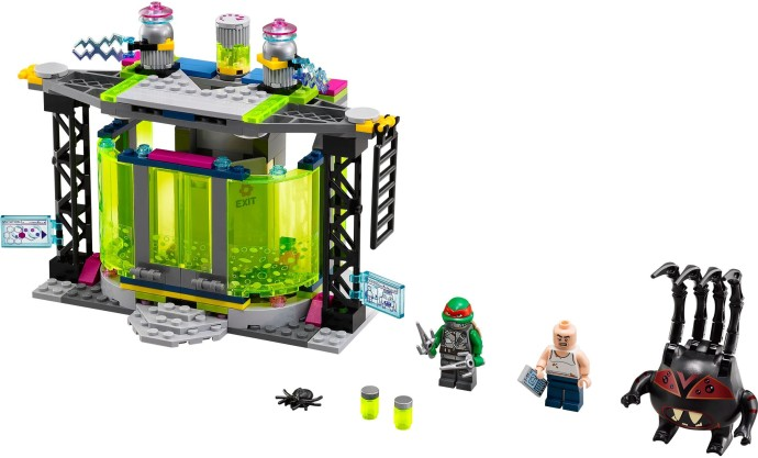 new tmnt sets now at argos brickset lego set guide and database. Black Bedroom Furniture Sets. Home Design Ideas