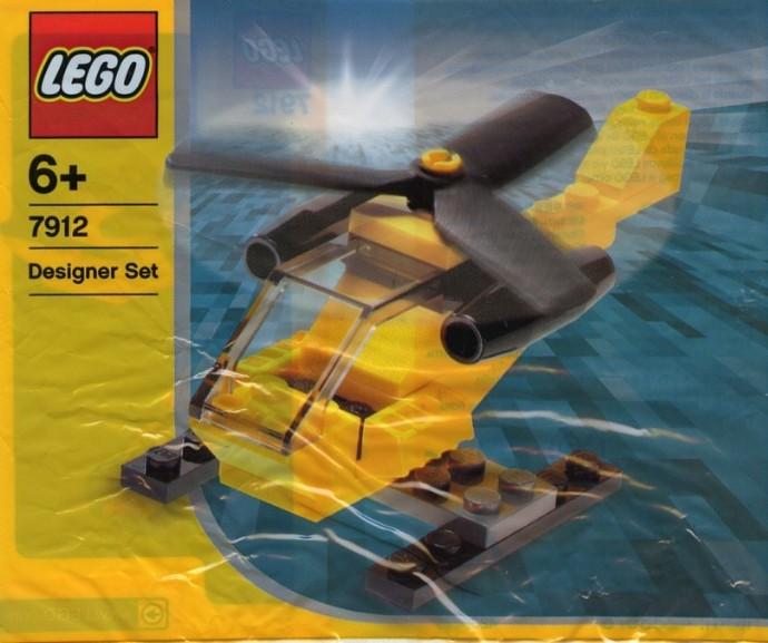 Lego 7912 Helicopter image