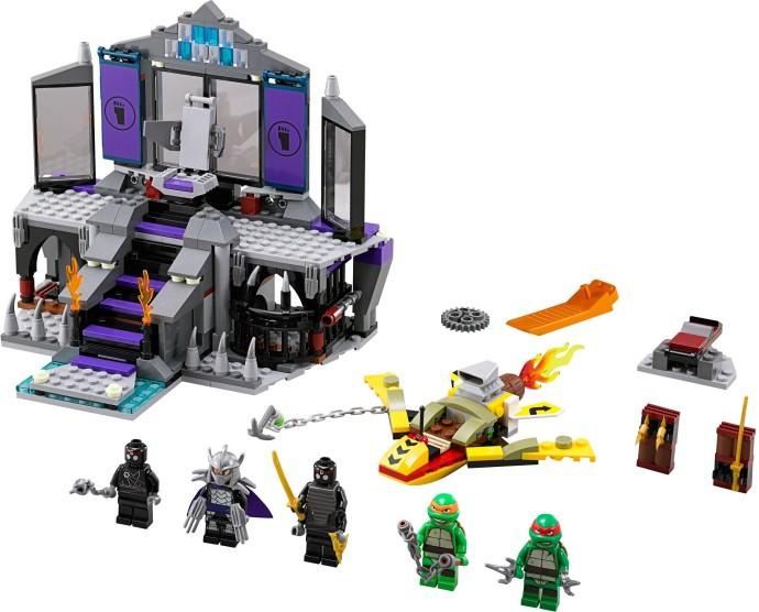 Teenage Mutant Ninja Turtles Brickset Lego Set Guide And Database