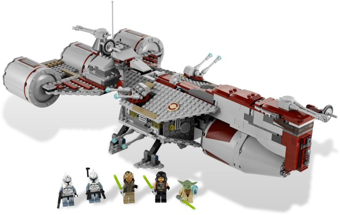 lego geonosian starfighter instructions
