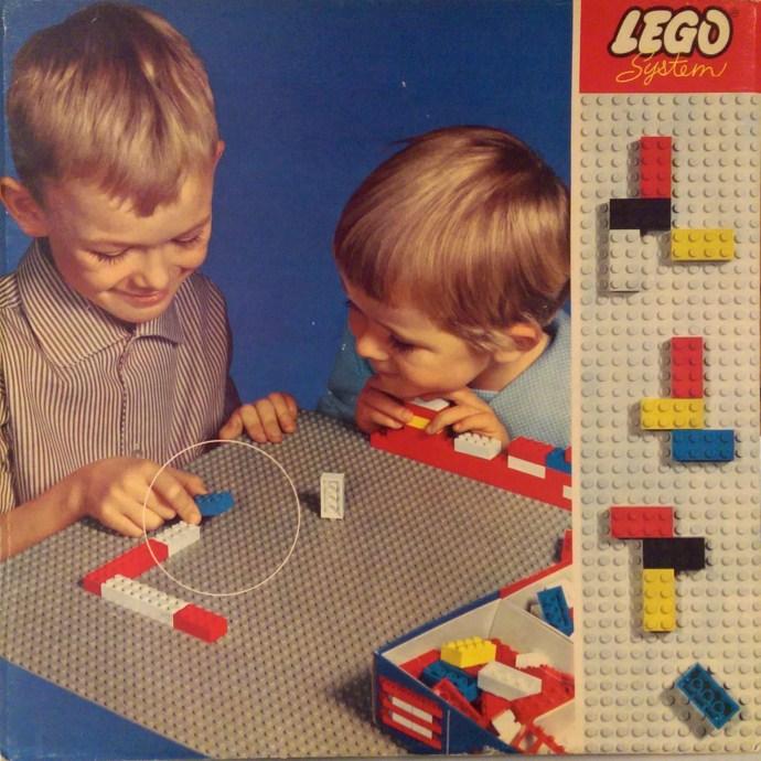 Изображение набора Лего 799 Baseplate, Gray