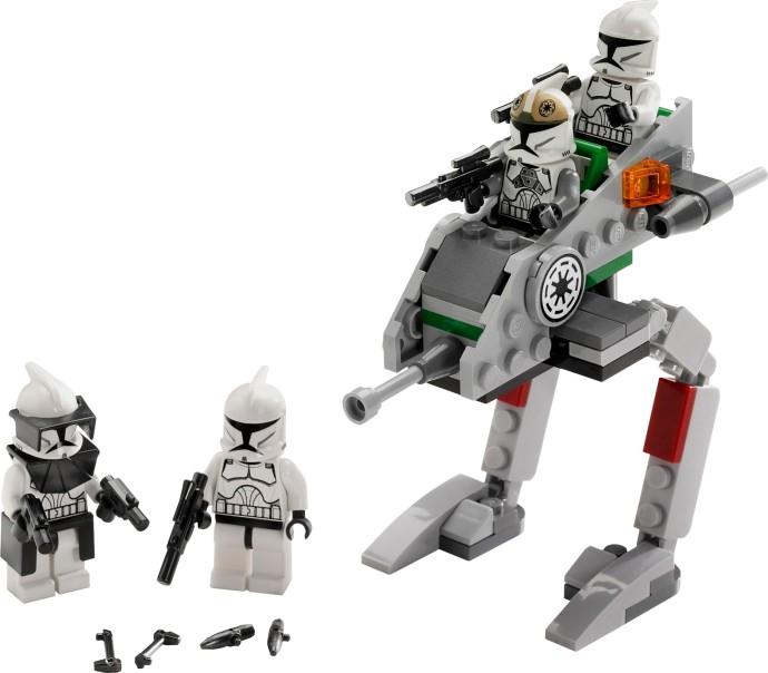 8014 1 Clone Walker Battle Pack Brickset Lego Set Guide And Database