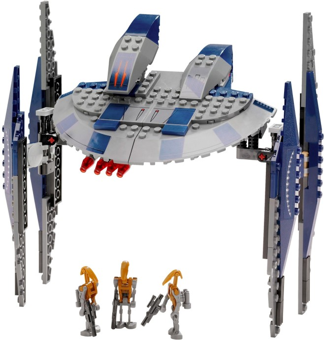 8016 1 Hyena Droid Bomber Brickset Lego Set Guide And Database