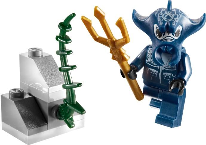 LEGO 8073 Atlantis Manta Warrior 4567926