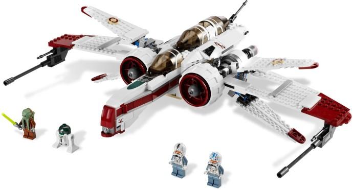 8088 1 Arc 170 Starfighter Brickset Lego Set Guide And Database