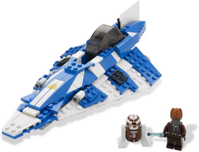 8093 1 Plo Koons Jedi Starfighter Brickset Lego Set Guide And