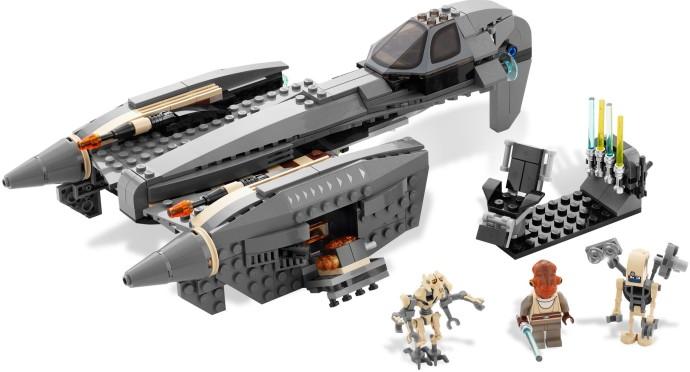 8095 1 General Grievous Starfighter Brickset LEGO Set