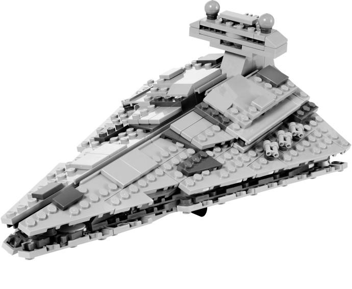 8099-1: Midi-scale Imperial Star Destroyer | Brickset ...