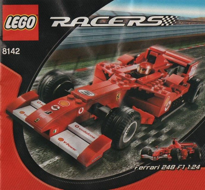 Racers Ferrari Brickset Lego Set Guide And Database
