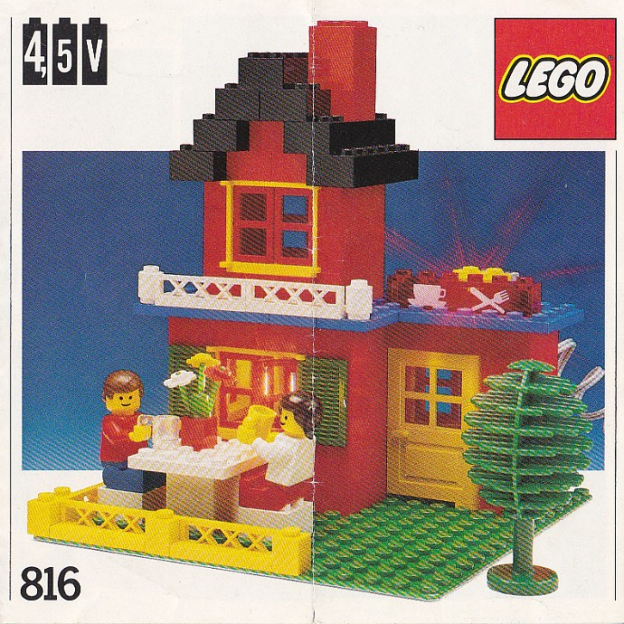 1986 Brickset Lego Set Guide And Database
