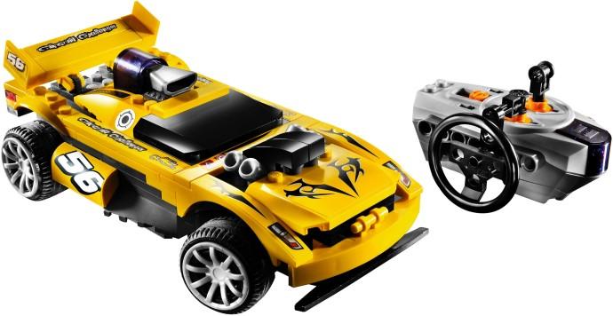 Car Auction Apps >> 8183-1: Track Turbo RC | Brickset: LEGO set guide and database