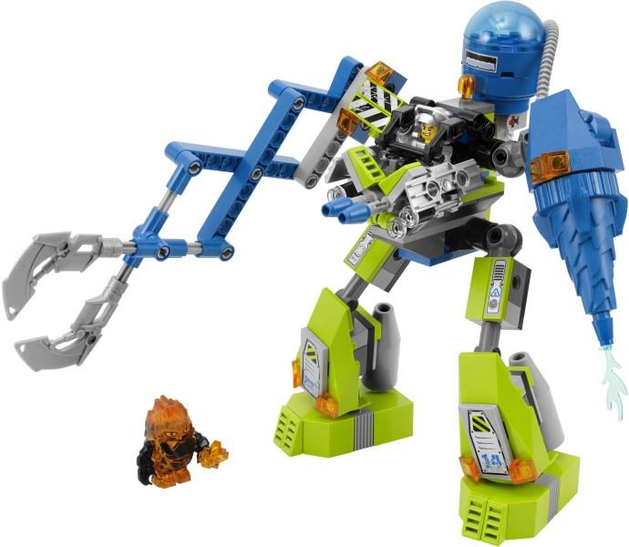 Изображение набора Лего 8189 Magma Mech