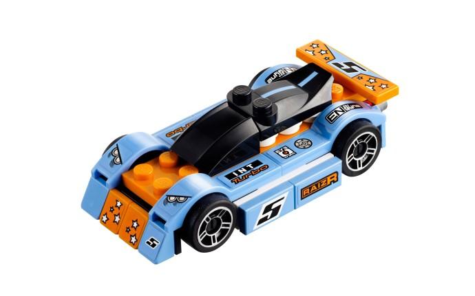 Car Auction Apps >> 8193-1: Blue Bullet   Brickset: LEGO set guide and database