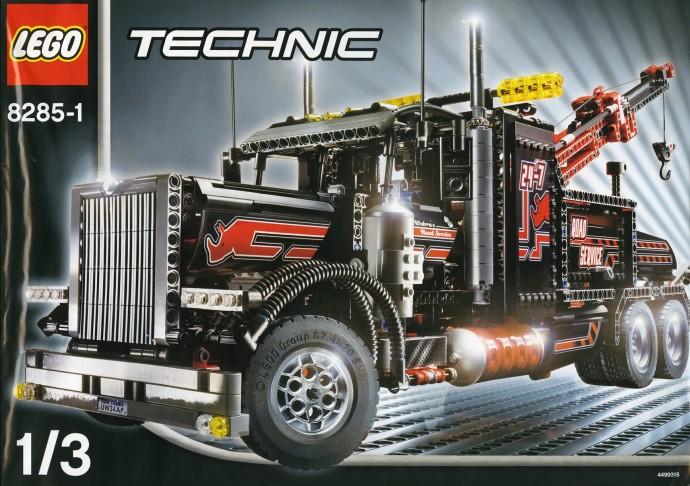 8285 1 tow truck brickset lego set guide and database. Black Bedroom Furniture Sets. Home Design Ideas