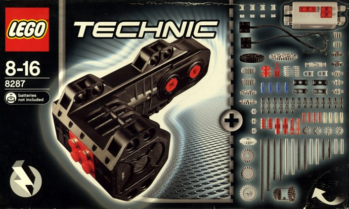 Technic | Tagged 'Electric' | Brickset: LEGO set guide and database