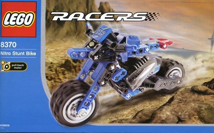 Car Auction Apps >> 8370-1: Nitro Stunt Bike | Brickset: LEGO set guide and ...