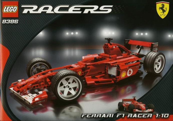 8386: Ferrari F1 Racer