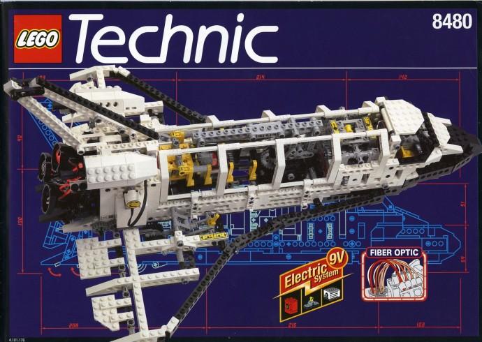 lego space shuttle brickset - photo #6