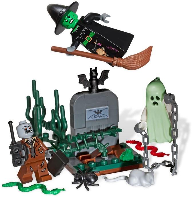 Toys For Halloween : Halloween accessory set brickset lego