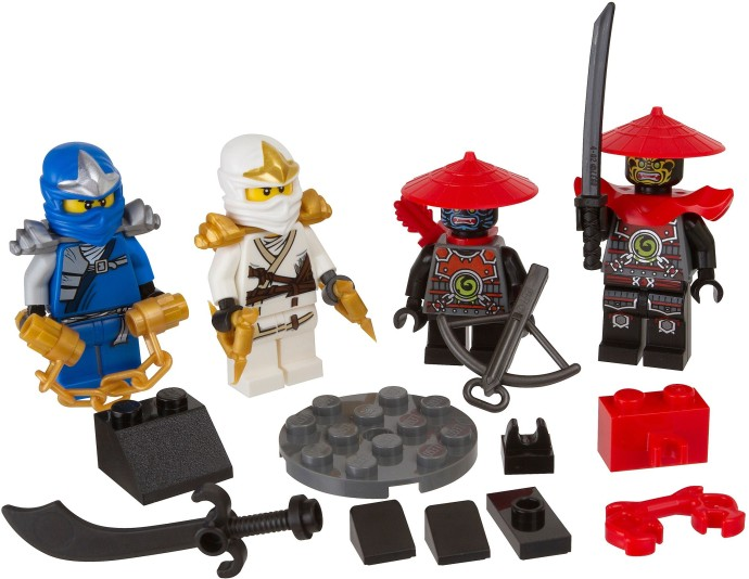 LEGO Ninjago 2013 - 70500 Kai's Fire Robot - YouTube