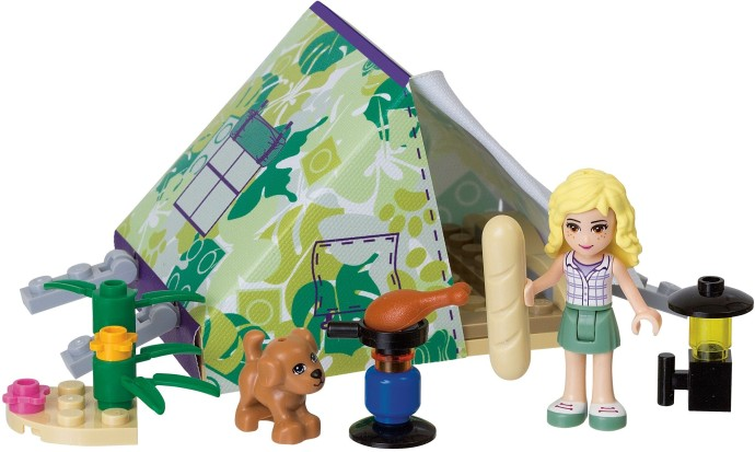 LEGO Friends 850967 Jungle Accessory Camping Read Details