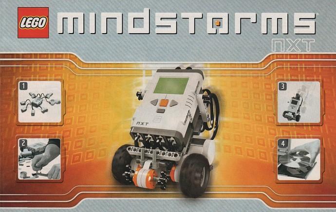 8527-1: Mindstorms NXT | Brickset: LEGO set guide and database