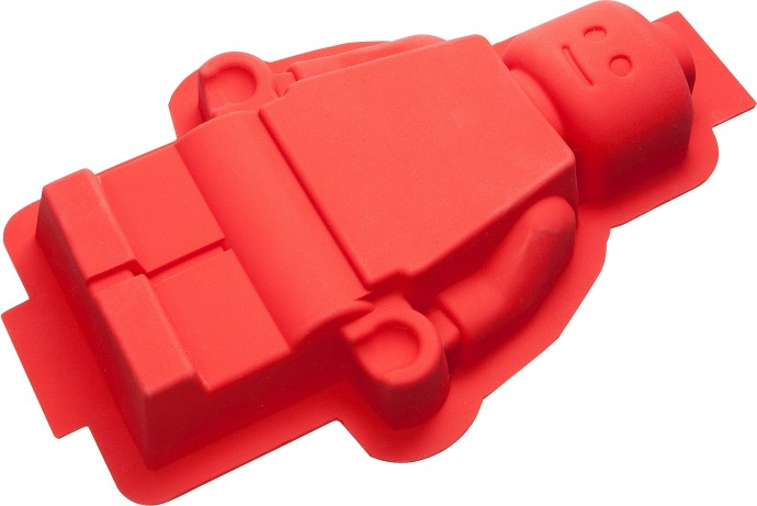 852708-1: LEGO Minifigure Cake Mould | Brickset: LEGO set guide ...