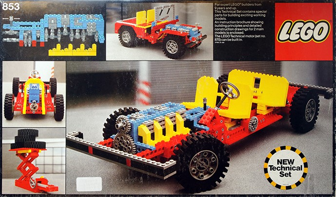 Technic Brickset Lego Set Guide And Database
